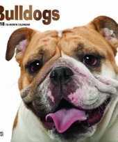 Rashonden kalender bulldogs 2018