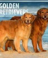 Rashonden kalender golden retrievers 2018