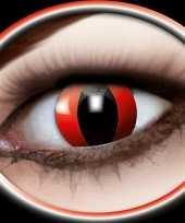 Rode katten ogen funlenzen