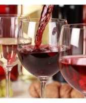 Rode wijn servetten 20 stuks