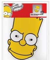 Simpsons masker bart