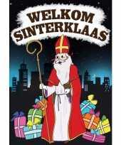 Sinterklaas versiering poster
