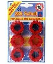 Speelgoed amorces plaffertjes 12 schoten