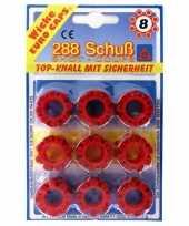 Speelgoed amorces plaffertjes 8 schoten