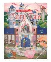 Sprookjes verhaal ontwerp boek deluxe voor jongens