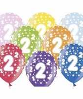 Sterretjes ballonnen 2e verjaardag