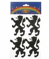 Stickers nederlandse leeuw