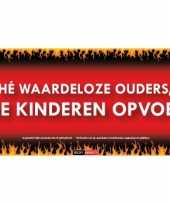 Sticky devil stickers tekst ouders