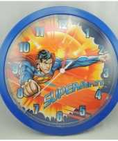 Wandklok superman 26 cm