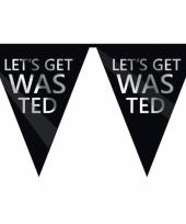 Wasted feestvlaggenlijn
