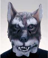 Wolf maskers