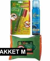 Xpel muggenbeet behandel pakket medium