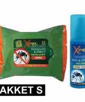 Xpel muggenwerend pakket small